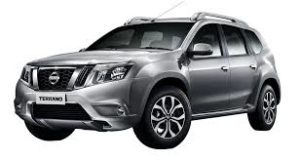Check for Nissan car dealers in India