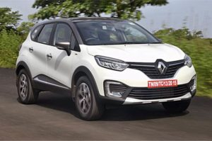 Check for Renault Captur On Road Price in Pune