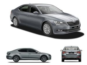 Check for Skoda Superb Price in Pune